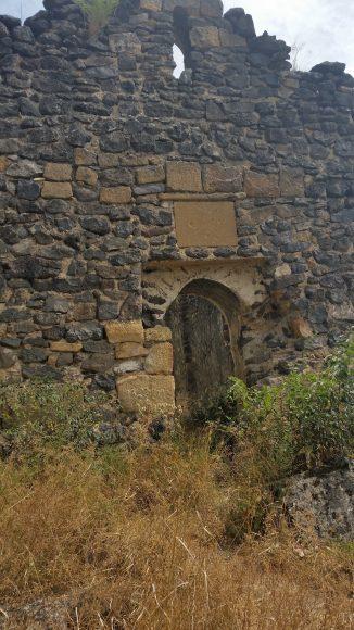 Samshvilde Fortress ruins.