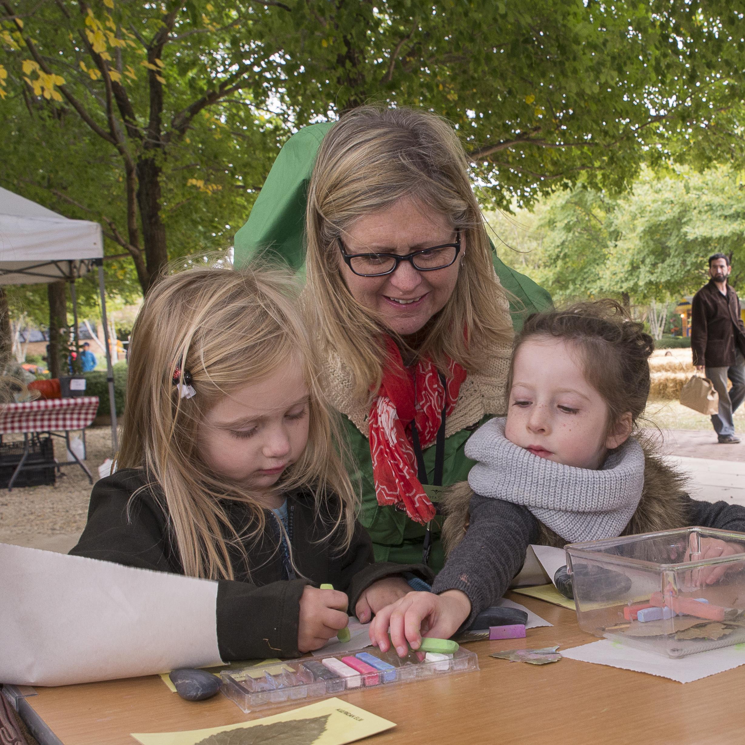 Top Five Reasons to Choose Nature Preschool