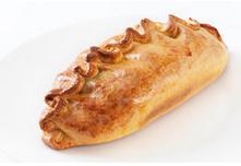 PHOTO: Cornish pasty.