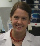 PHOTO: Dr. Evelyn Williams, Conservation Scientist.