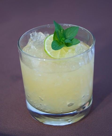 Mint julep by Bill Bishoff.