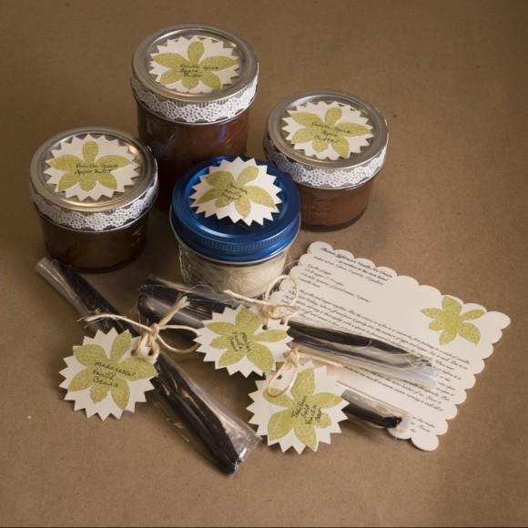 PHOTO: Pati Vitt's vanilla apple butter.