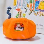 He's Peter Peter Pumpkin Eater.