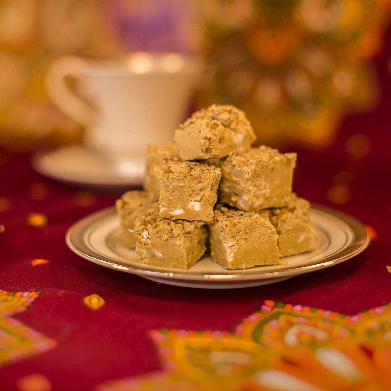 Seasonal Treat: Pumpkin Fudge