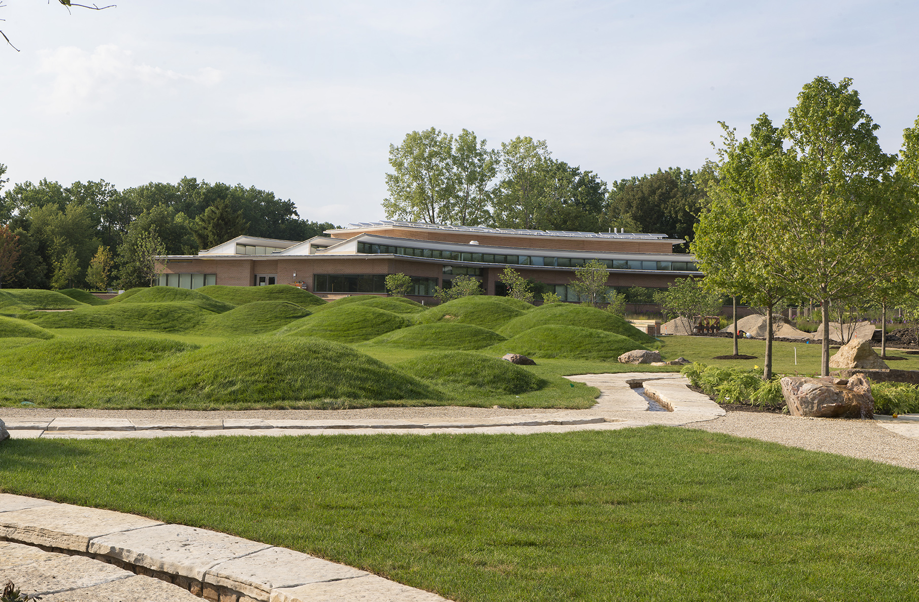 PHOTO: Regenstein Learning Campus