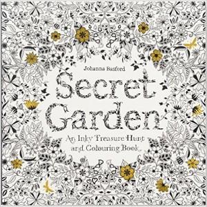 Secret Garden, An Inky Treasure Hunt