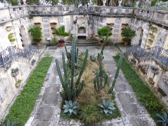 PHOTO: Vizcaya Museum and Gardens.