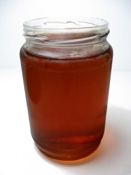 PHOTO: Buckwheat honey.