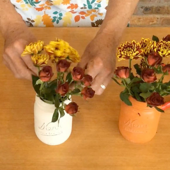 Thanksgiving Flower Arrangements