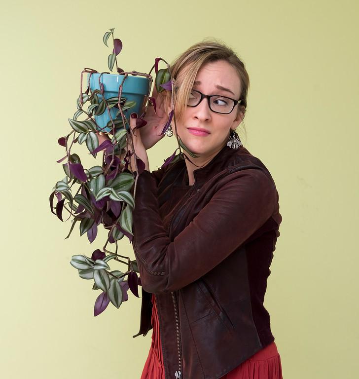 Erica Masini, starter plants