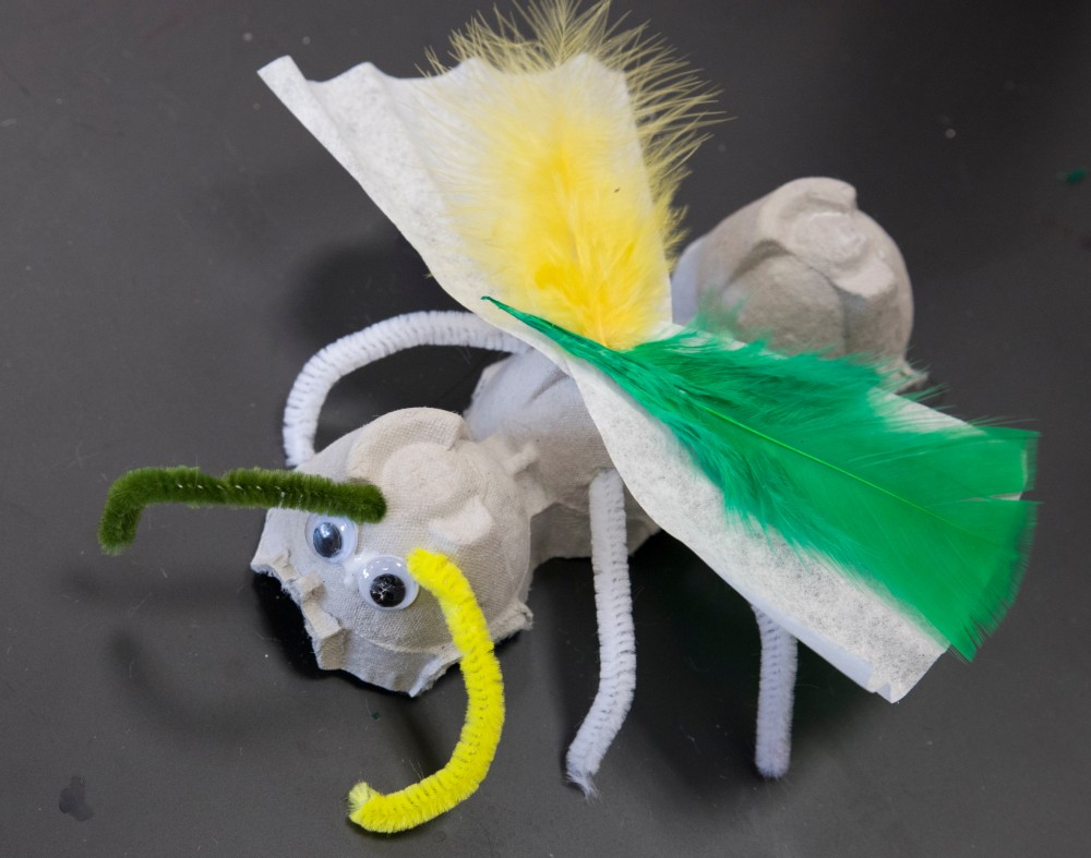 insect projects Do you know any kids who love bugs and all things creepy crawlie here are over 50 fantastic activity ideas for keeping kids busy with their favourite topic, from art and crafts, to learning activities, tasty snacks and really icky sensory play.