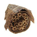 DIY native bee house