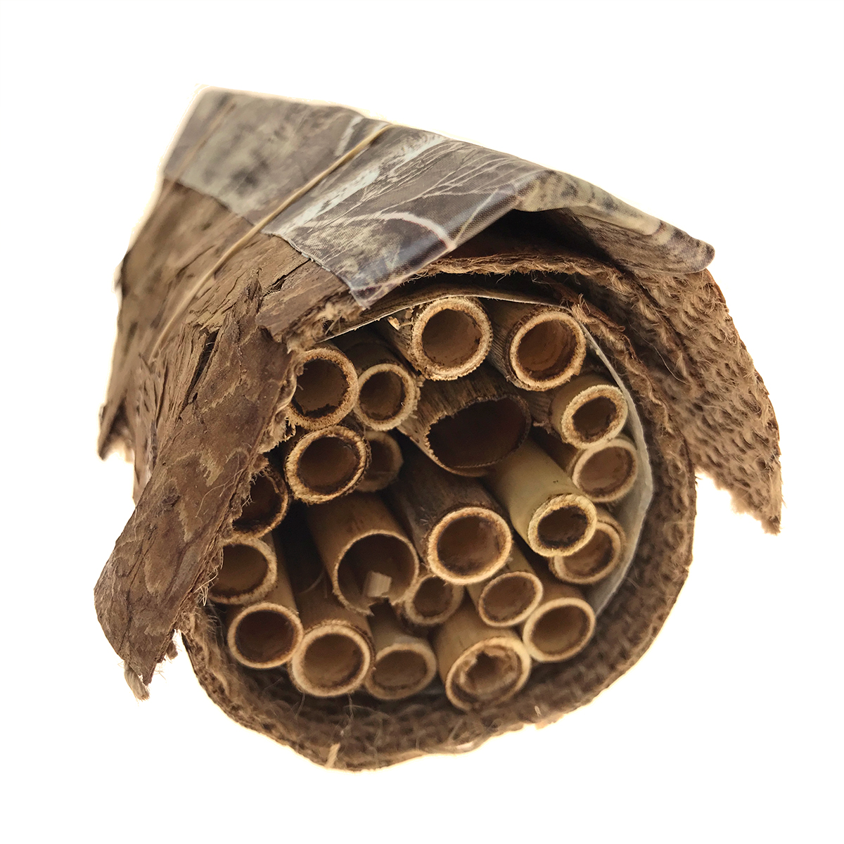 Build a DIY Native Bee Home