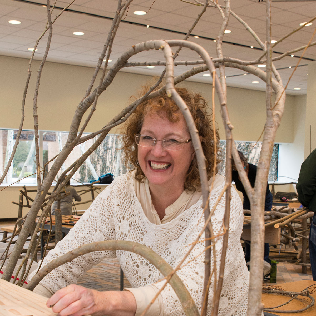 Bim Willow's Playful Furniture Workshops